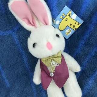 白兔先生娃娃#轉轉來交換