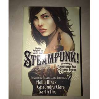 Steampunk (Collection of short stories from various writers)