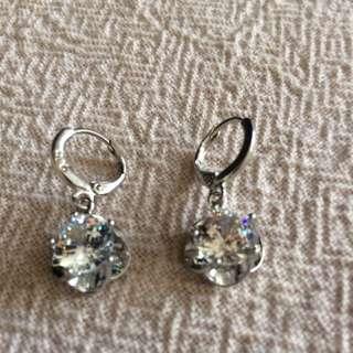 New Rhinestone Earrings