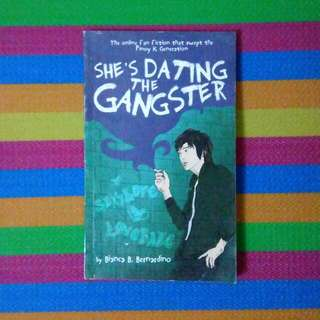 🎉SALE!!! She's Dating The Gangster