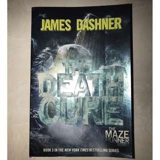 The Death Cure by James Dasher