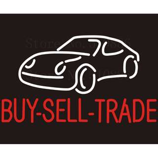 WE BUY AND SELL ALL KIND OF CAR