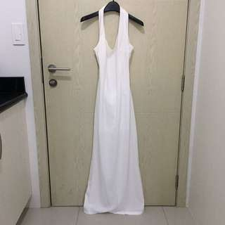 Brandless Long Dress