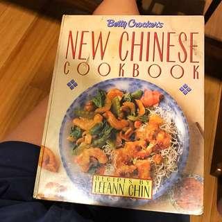 New Chinese Cookbook