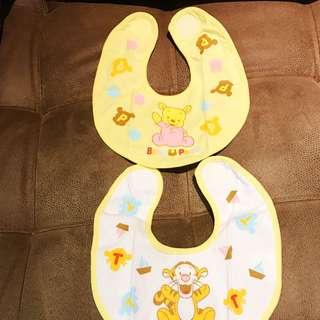 Disney Baby Bib 口水肩
