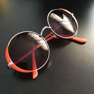 Aldo Round Sunglasses