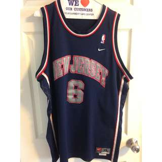 New Jersey Nets Kenyon Martin #6 - XL Swingman Jersey
