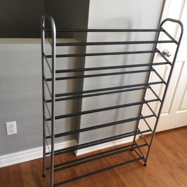 40-50 Pair Shoe Rack