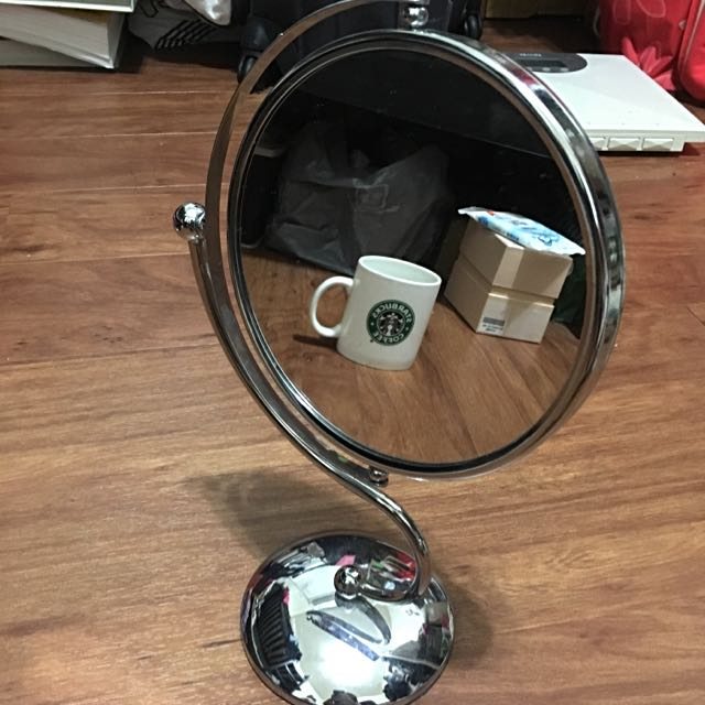 雙面美妝鏡
