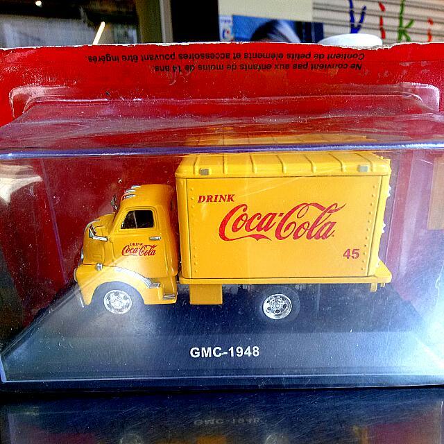 可口可樂貨車