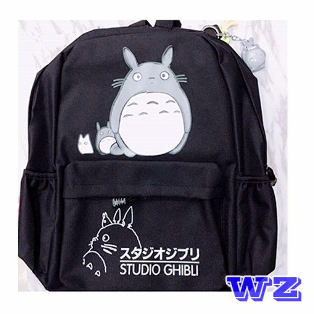 龍貓 後背包 書包 雙肩包 WZ時尚小舖