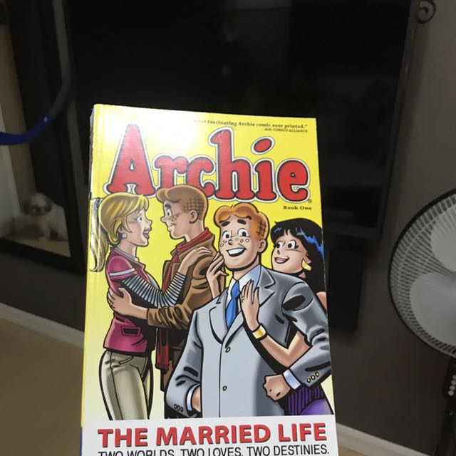 Almost new Archie's comic book