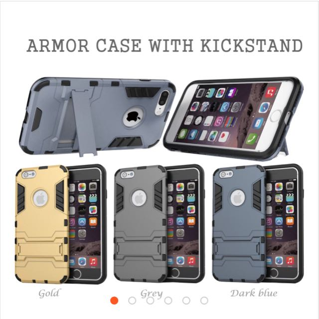 Armor Case Kick Stand
