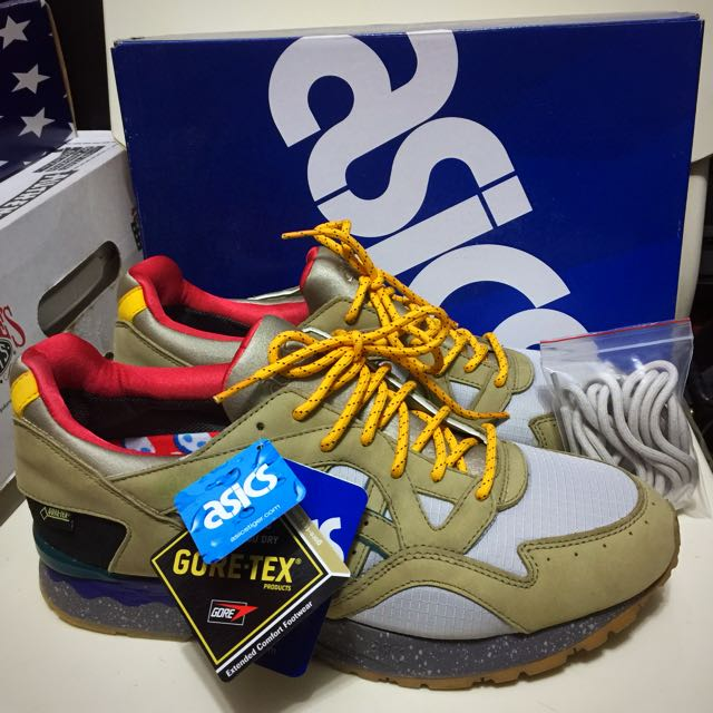tolerancia mueble mediodía  Asics x Bodega Gel-Lyte V Goretex Pack - Size US11 - New, Men's Fashion,  Footwear on Carousell