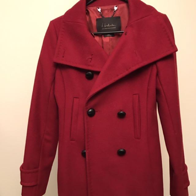 Babaton Red Coat