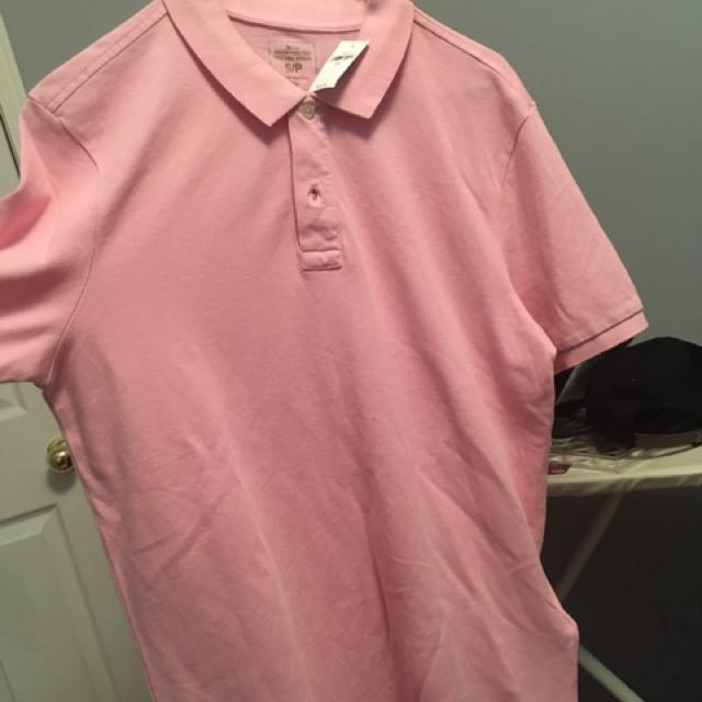 Brand New GAP Pink Polo
