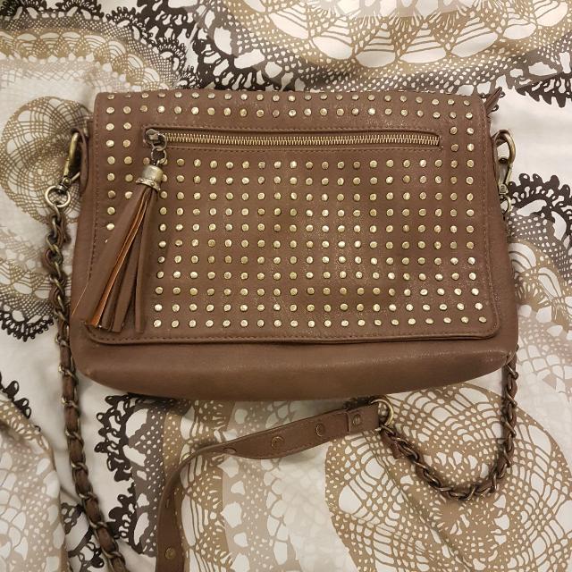Brandy Melville Studded Bag