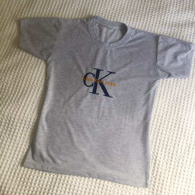 Calvin Klein Embroidered Logo T-Shirt