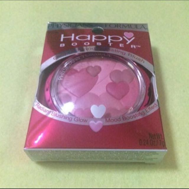 ⚡️Clearance Sale - Happy Booster Glow & Mood Boosting Blush - 7322 Rose - Physician's Formula