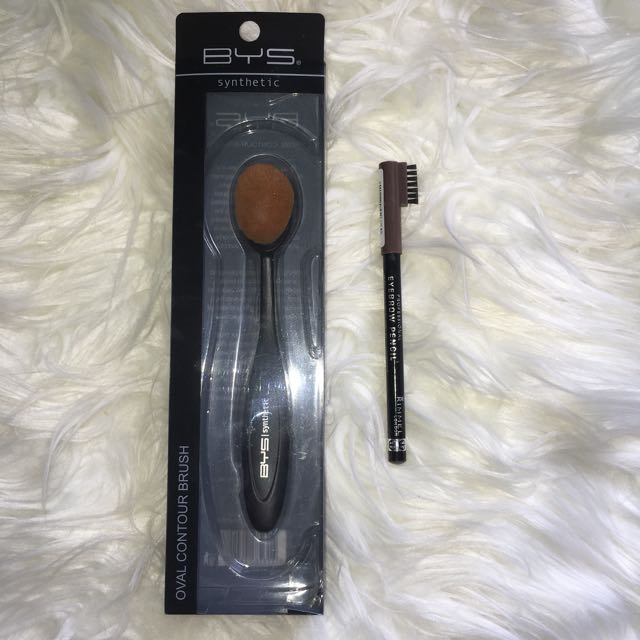 Contour Brush *Free* Eyebrow Pencil