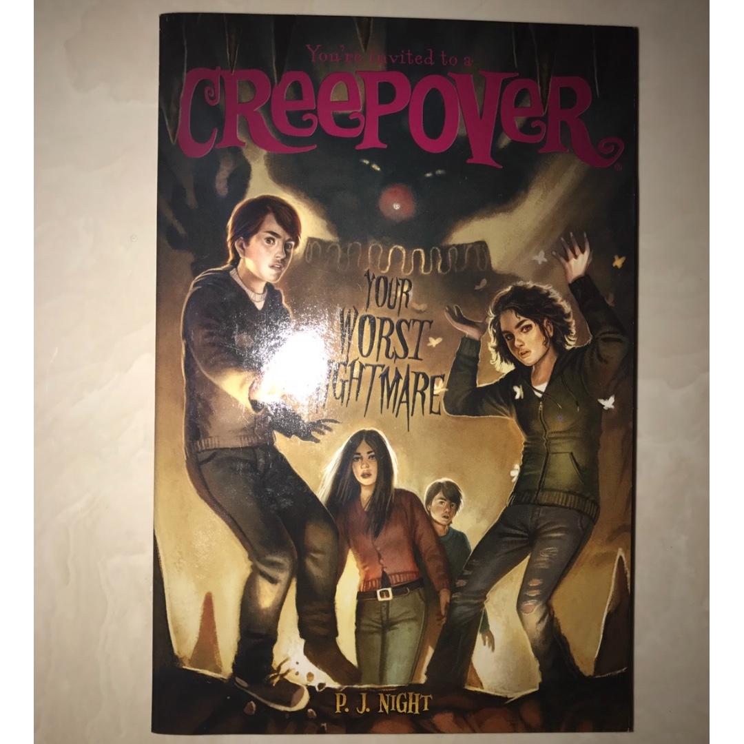 Creepover #17 - Your Worst Nightmare