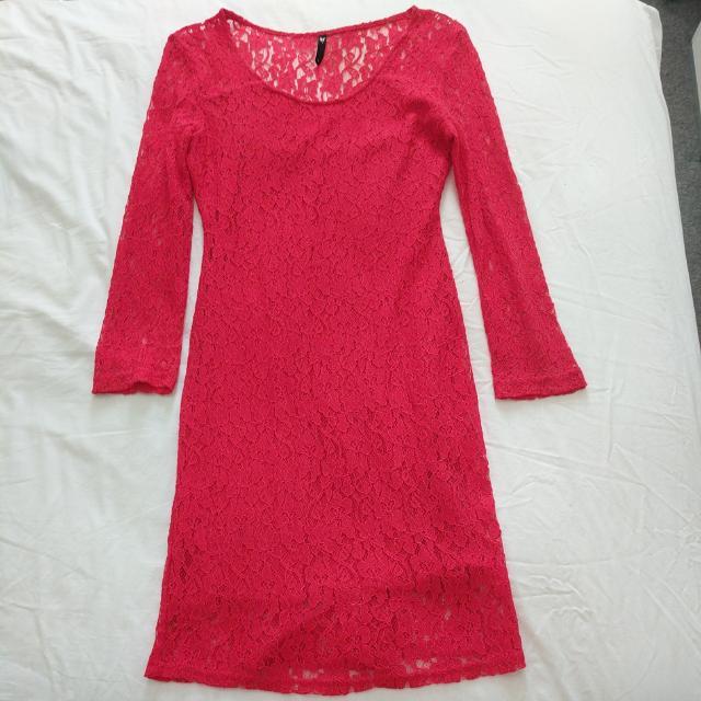 Dangerfield Lace Dress