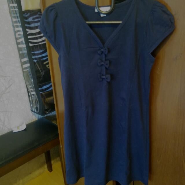 Dress Magnolia Blue