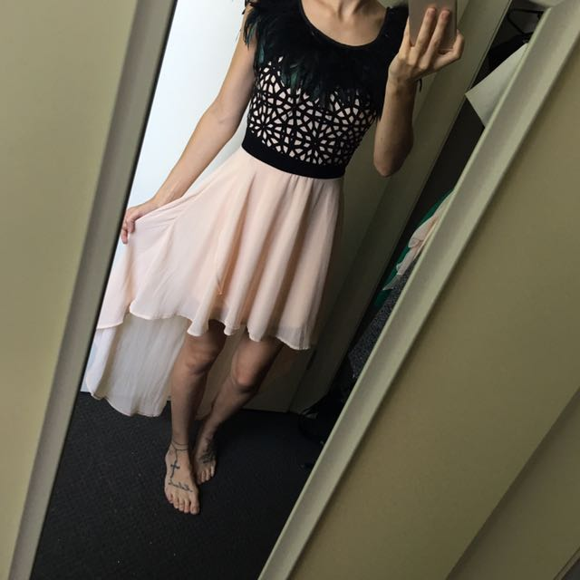 Dress Worn Once Size 6