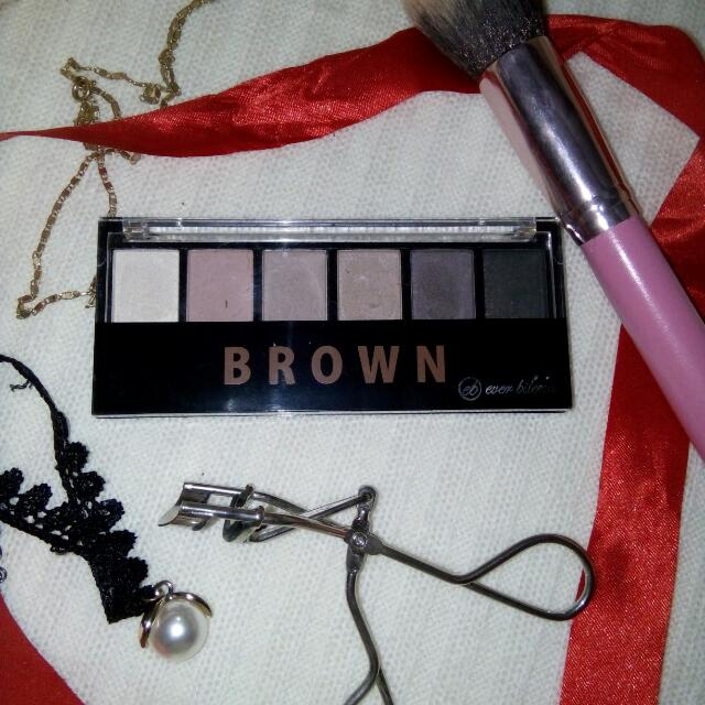 EB BROWN PALLETTE