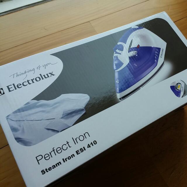 Electrolux 電熨斗( ESI 410 )