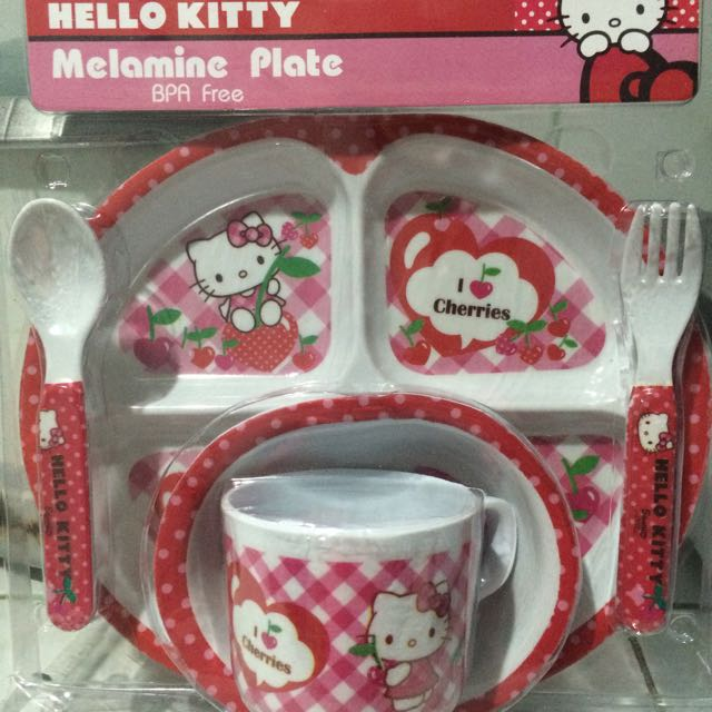 Feeding Set Hellokity