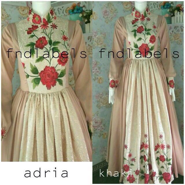 Fnd_labels Adria Khaki Series
