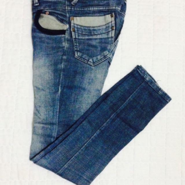 Folded&Hung Brand Skinny Jeans