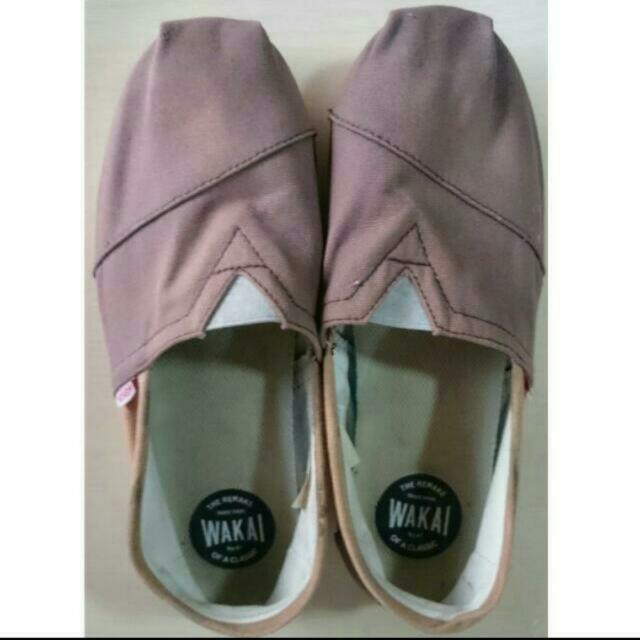 [FREE ONGKIR] WAKAI Shoes Ori (Preloved)