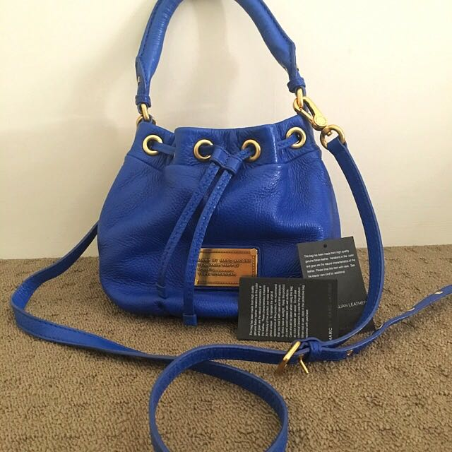 Genuine Marc By Marc Jacobs Crossbody Bag