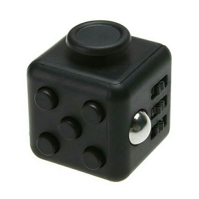 Glossy Fidget Cube