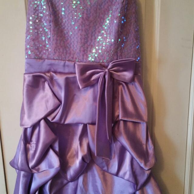 Grad/Prom Dress Size 12