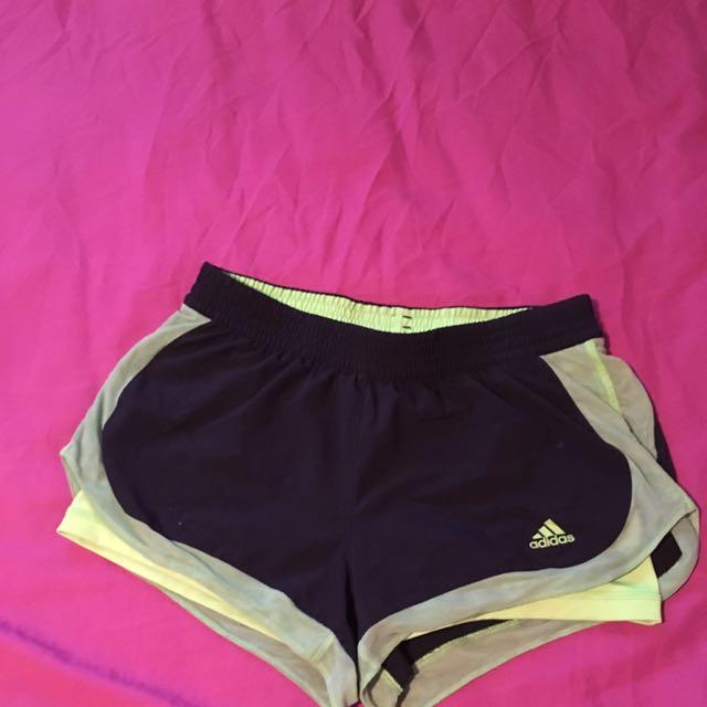 Green Sports Pants
