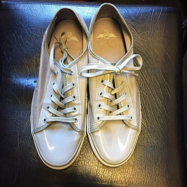 Grey Creative Recreation Sneakers Cheap