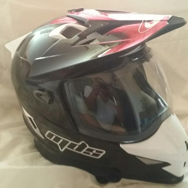 Helm Racing Mds Full Face,original Size Xl