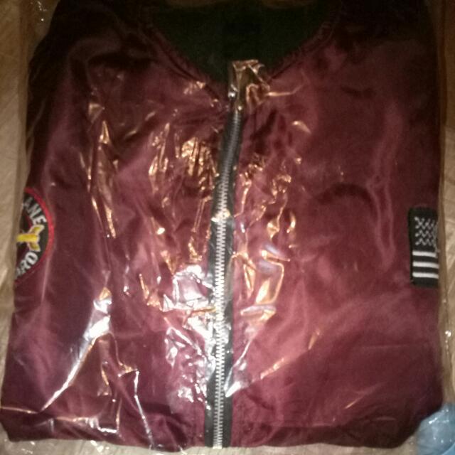 Jaket Bomber,banyak Warna,bahan Adem Jaket Berkualitas