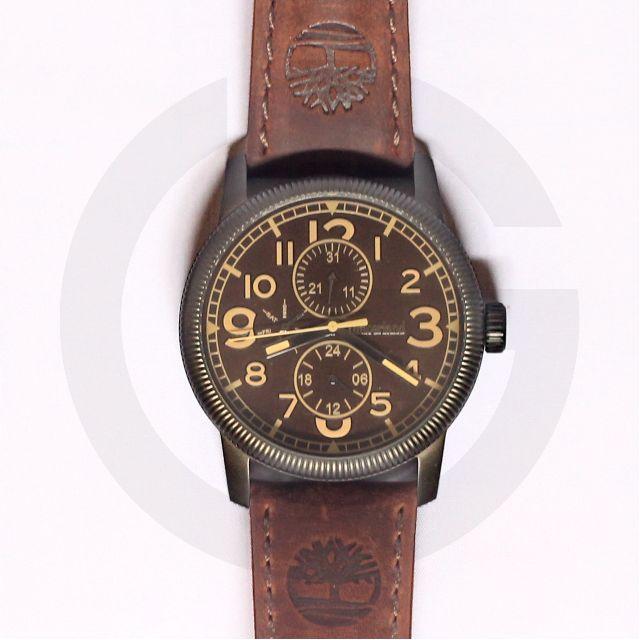 Jam Tangan Timberland Brenton Cronograph TBL.14812