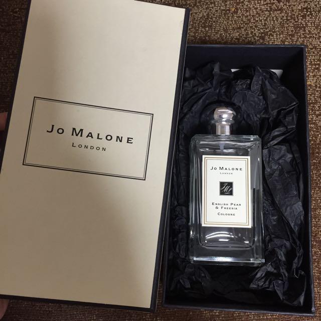 Jo Malone 英國梨與小蒼蘭香水