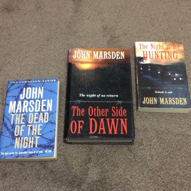 John Marsden Bundle
