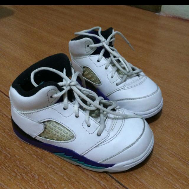 Jordan 5 Grapes 7c