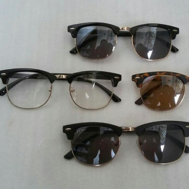 Kacamata Gaya Pria wanita ab63ea35e0