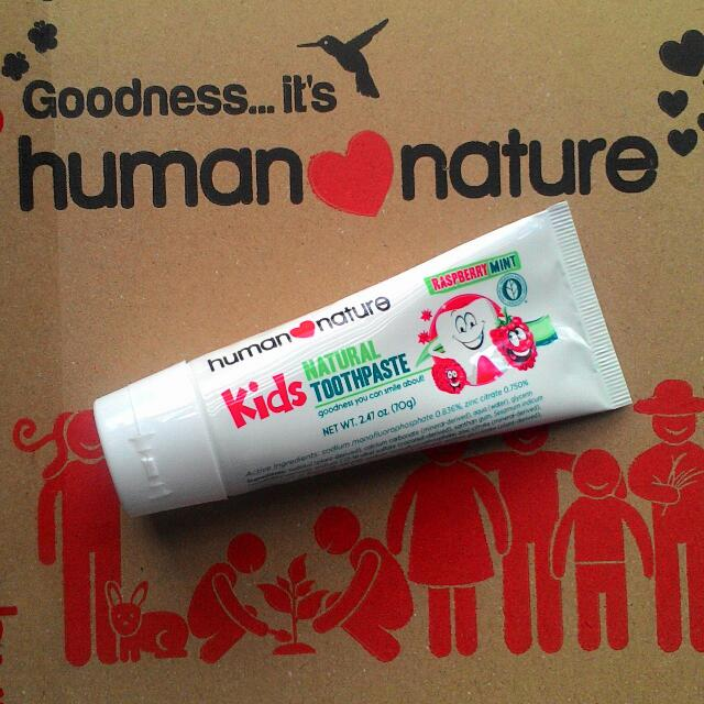 Kids Natural Toothpaste