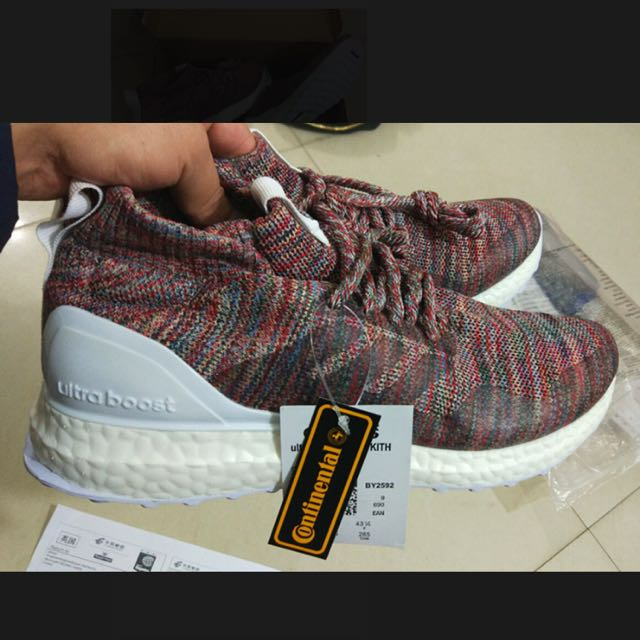 27aecd86c7a ... where can i buy kith x adidas ultra boost mid aspen replica no instocks  mens fashion