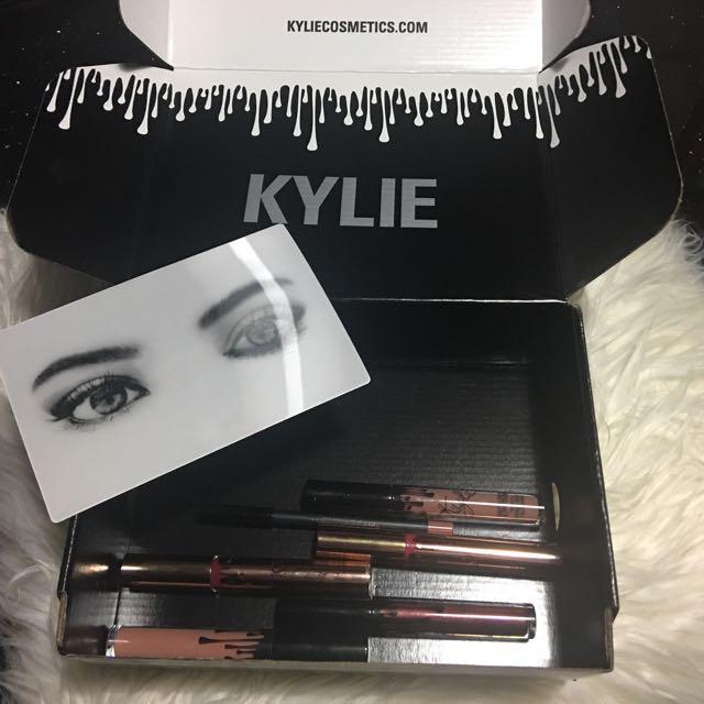 Kylie Cosmetics Maliboo Lip Kit And Koko Collection Lip Sticks