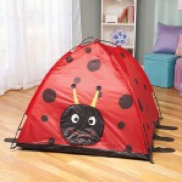 Lady bug Tent